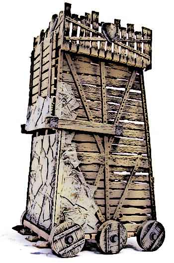 Roman Siege Tower