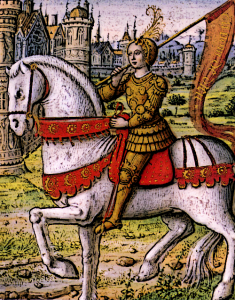 Medieval France Joan of Arc