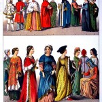 Medieval Italy Costumes