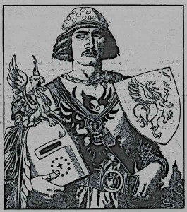 Arthur-Pyle-Sir-Gawaine-Son-of-Lot-King-of-Orkney