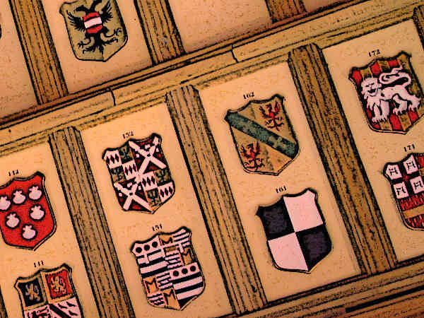 Knights of the Garter Coat of Arms
