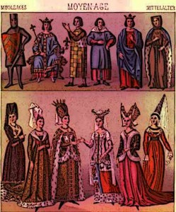 Examples of-Late Medieval Clothing