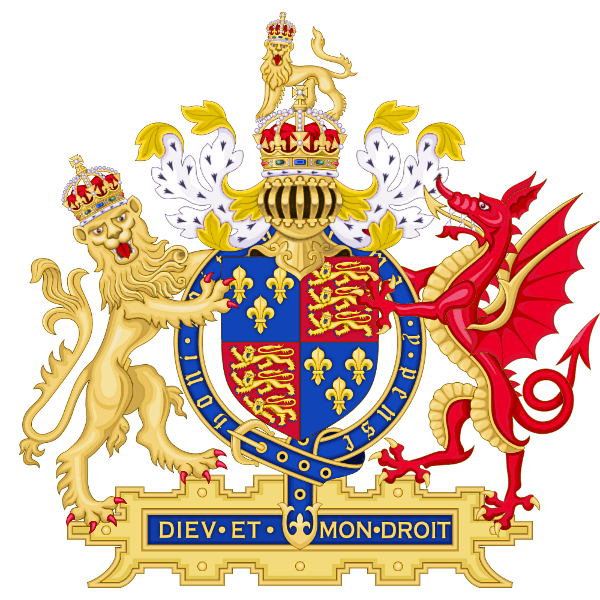 Medieval-Coat-of-Arms-Henry-VIII-Coat-of-Arms-of-England Picture